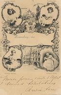Luxemburg , Den  Princess Hilda Charlotte Antonia Adelheid Edit Bernhoeft 1901 Vers Larodde 63 - Familia Real