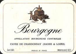 Bourgogne - Caves De Chardonnay (Saône & Loire) - Etiquettes
