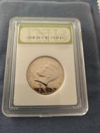 1/2 Dollaro 2005 Proof 70 In Slabs Zecca S - 1964-…: Kennedy