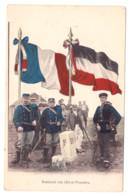 CARTE PHOTO HOHENECK FRONTIERE - War 1914-18