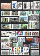 FRANCE - Lot De 63 Timbres Oblitérés - Tous Différents - Sammlungen