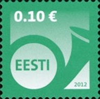 Estonie Standard Post Horn 2013 - Estonia
