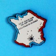 1 PIN'S //  ** COURSE DE CÔTE / SAINT-JEAN DU GARD / COL SAINT-PIERRE / ASA D'ALÈS EN CÉVENNES / OCCITANIE ** - Rallye