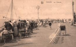 Ostende - Sur L'Estacade - Oostende