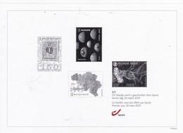 1DAG UITGAVE ZWART WIT 18/03/2019 - Unused Stamps