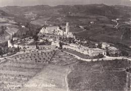 SUSEGANA - TREVISO - CASTELLO S.SALVATORE - VEDUTA DALL'AEREO - Treviso