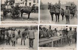 ARMEE INDIENNE-INDIAN ARMY-LOT DE 27 CARTES - War Cemeteries