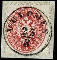 """(1864) """" VULPMES """" Tirol, Ideal,  #a2831 - 1850-1918 Empire"""