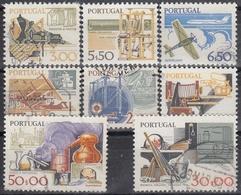 PORTUGAL 1980 Nº 1450/57 USADO - Used Stamps