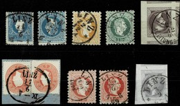""""""" LINZ """" Stp. Lot!,  #a2832 - 1850-1918 Empire"""