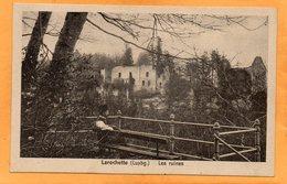 Larochette Luxembourg 1910 Postcard - Larochette
