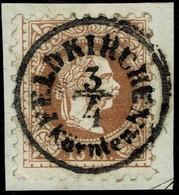 """(1867) """" FELDKIRCHEN - KÄRNTEN """" Ideal! ,  #a2836 - 1850-1918 Empire"""