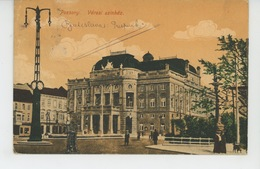 SLOVAQUIE - POZSONY - PRESSBURG - Varosi Szinhaz - Eslovaquia