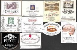 Lot 60 étiquettes - Un Peu De Tout.  Voir Scans (petit Prix, Lot Propre Et En Excellent état) - Collections, Lots & Séries