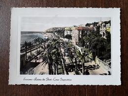 L21/1164 Italie. Sanremo - Riviera Dei Fiori - Corso Imperatrice - San Remo