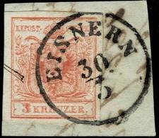 "(1850) "" EISERN "" Krain, Klar ,  #a2837 - 1850-1918 Empire"