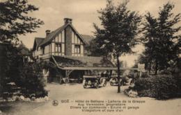 BELGIQUE - LIEGE - LIMBOURG - GOE - Hôtel De Béthane - Laiterie De La Gileppe. (carte De Compte) - Limburg