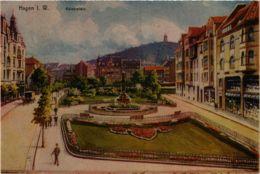 CPA AK Hagen I. W. - Kaiserplatz GERMANY (857729) - Hagen