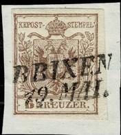 "(1850) "" BRIXEN "" , Luxus  ,  #a2841 - 1850-1918 Empire"