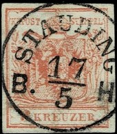"""(1850) """" STAUDING - B. H. """" Schlesien ,  #a2843 - 1850-1918 Empire"""