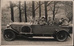 ! Seltene Fotokarte, Photo, Herzog Von Braunschweig, Adel, Automobil, PKW, - PKW