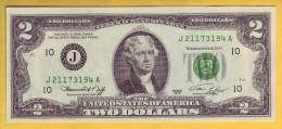 USA - Billet De 2 Dollars. 1976. Pick: 461. NEUF - Federal Reserve (1928-...)