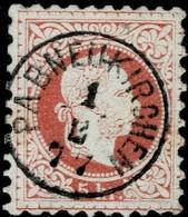 """1877, """" PABNEUKIRCHEN """" Ober-Österreich, Luxus! ,  #a2847 - 1850-1918 Empire"""