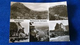 Königstein Sächsische Schweiz Germany - Koenigstein (Saechs. Schw.)
