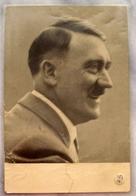 D. Reich Ganzsache Adolf Hitler - Sonderstempel München Tag Der Briefmarke 1943 - Deutschland