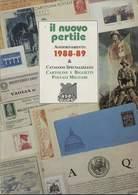 Il Nuovo Pertile 1988-89 & Catalogo Cartoline E Biglietti Postali Militari - Italie