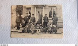 PUITS : Souvenir De La Chasse Du 23 Nov.1911, Rallye St Hubert ….................…1B-561 - Sonstige Gemeinden