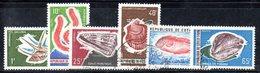 APR2177 - COTE COSTA D'AVORIO 1971 , Serie Yvert N. 324/328  Usata  (2380A) - Costa D'Avorio (1960-...)