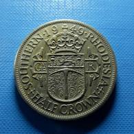 Southern Rhodesia 1/2 Crown 1949 - Rhodesien