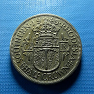 Southern Rhodesia 1/2 Crown 1949 - Rhodesia