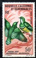 APR2184 - NUOVA CALEDONIA 1966 , Posta Aerea  Yvert N. 90  ***  MNH  (2380A) Pigeons - Nuovi