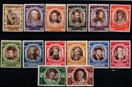 Vatican 1946 - Counsil Di Trento + Express Stamps - Mi 126-137 - MNH - Vatican