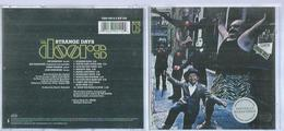 "CD  THE DOORS - "" STRANGE DAYS "" - 10  TITRES - - Music & Instruments"