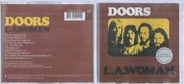"CD  THE DOORS - "" L.A. WOMAN "" - 10  TITRES - - Music & Instruments"