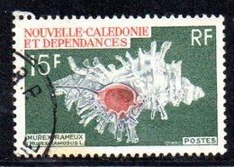 APR2192 - NUOVA CALEDONIA 1969 , Yvert N. 360  Usato  (2380A) - Nuova Caledonia