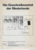 Die Einschreibezettel Der Niederlande 1977 - Literatuur