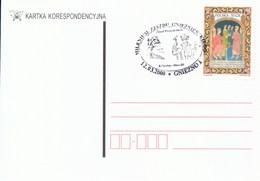 Poland, Congress Of Gniezno In 1000, Organisation Of Polish Church, King Bolesław I Chrobry And Emperor Otto III. 2000. - Cristianesimo