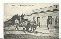 MONTEVIDEO  CARRUAJI DEL CAMPO - Uruguay