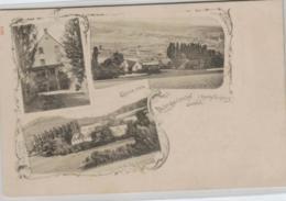Untergartenhof ...alte Karte    (ke8227  ) Siehe Scan - Duitsland