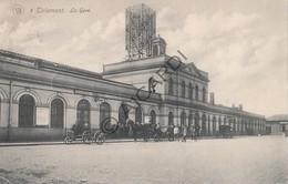 Postkaart/Carte Postale TIENEN/TIRLEMONT La Gare  (C554) - Tienen