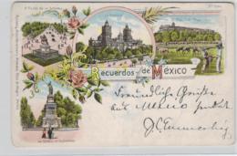Mexiko .....alte Karte    (ke8269  ) Siehe Scan - Mexique