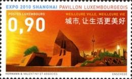 LUXEMBOURG 1800 Shangai China - 2010 – Shanghai (China)