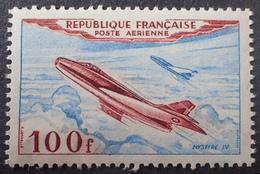 R1615/733 - 1954 - POSTE AERIENNE - MYSTERE IV - N°30 NEUF** - 1927-1959 Mint/hinged