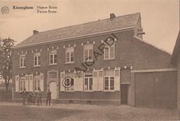 Postkaart/Carte Postale TIELT-WINGE MEENSEL-KIEZEGEM Kieseghem Hoeve Broos  (A122) - Tielt-Winge