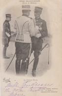 Fête Franco-Russes - Revue De Bétheny - - Le Général Persin - 1901 - Personnages