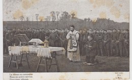 1914 - 1915 - La Messe En Campagne - Guerre 1914-18